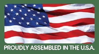 Assembled inthe USA Seal-01